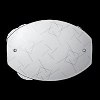 Аплик Инга, бял гланц, LED, 6W, 4000K