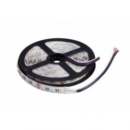 LED лента SMD5050, 14.4W/m RGB+White, 12VDC, 60LEDS/m, 5M