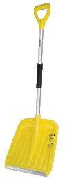 Лопата за сняг с алуминиева дръжка, 120х32х40см, Topmaster