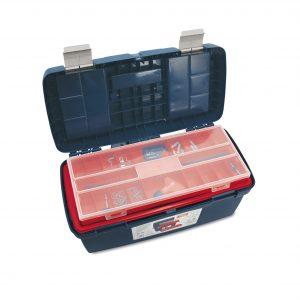 Куфар за инструменти №18 с две допълнителни кутии