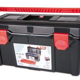 Куфар за инструменти №34-1B с една допълнителна кутия