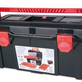 Куфар за инструменти №35 с три допълнителни кутии