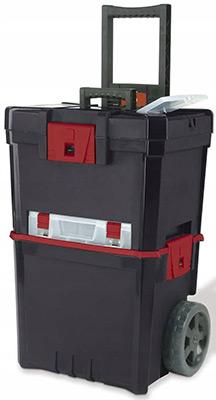 Куфар за инструменти 3 части  MASTERCART