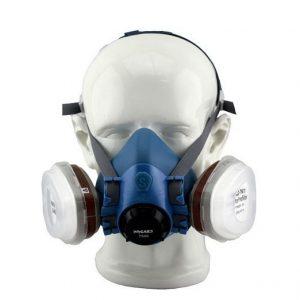 Комплект респираторна полу-маска с филтри POLYGARD 7500P