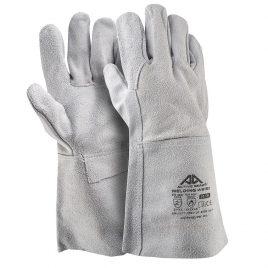 Ръкавици превъзходна обърната телешка кожа  Active WELDING W6150, 10/XL размер