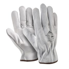 Ръкавици зърнеста биволска кожа Active STRONG S6130, 10/XL размер