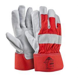 Ръкавици телешка цепена кожа Active STRONG S6180, 10/XL размер