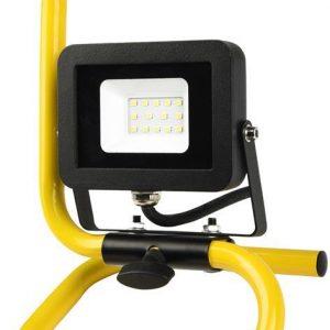 Работна лампа 10W 800lm 6500K със стойка IP44 220V с кабел H05RN-F 3×1.5mm2 2,5 метра Commel