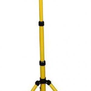 Работна лампа 30W 2400lm 6500K със стойка триножник IP44 220V с кабел H05RN-F 3×1.5mm2 2,5 метра Commel