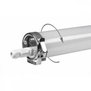 LED цилиндрично индустриално осв.тяло 40W, 4000K, 220-240V AC, IP69K IK10