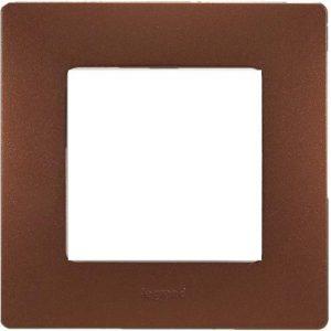 397071. Рамка единична, Niloe, какао